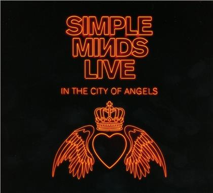 Simple Minds - Live in the City of Angels (2 CDs)