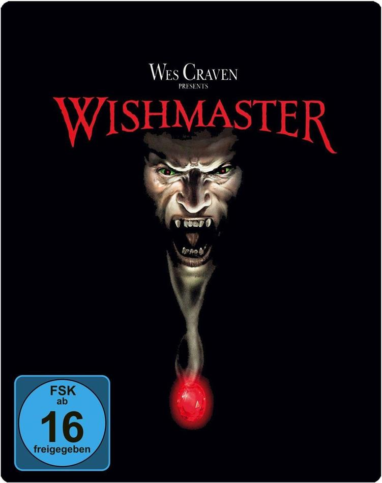 Wishmaster (1997) (Limited Edition, Steelbook)