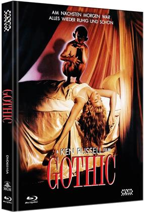 Gothic (1986) (Cover A, Limited Edition, Mediabook, Blu-ray + DVD)
