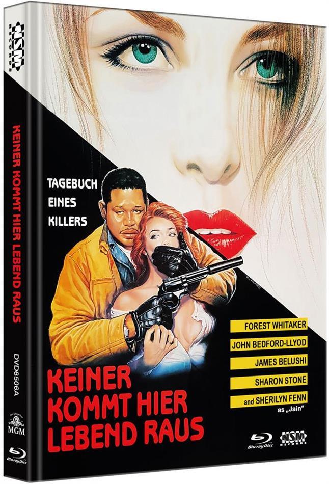 Keiner kommt hier lebend raus (1991) (Cover A, Limited Edition, Mediabook, Blu-ray + DVD)