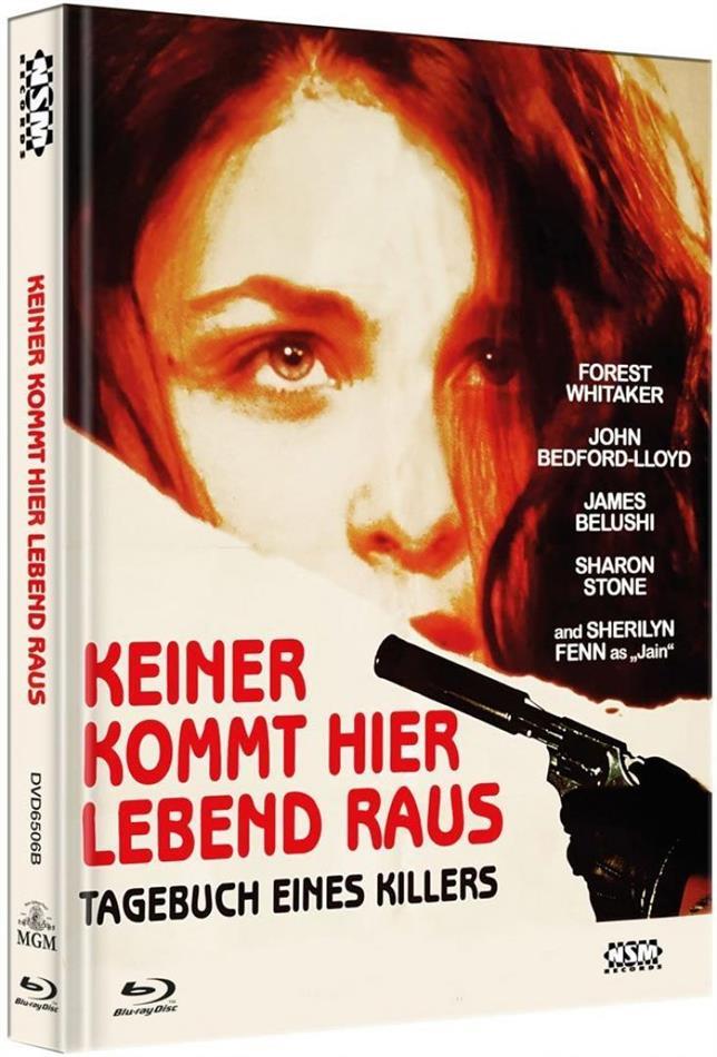 Keiner kommt hier lebend raus (1991) (Cover B, Limited Edition, Mediabook, Blu-ray + DVD)