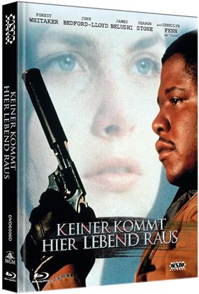 Keiner kommt hier lebend raus (1991) (Cover D, Limited Edition, Mediabook, Blu-ray + DVD)