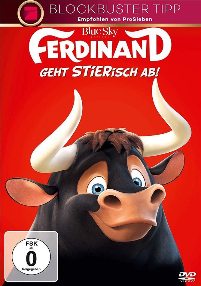 Ferdinand - Geht STIERisch ab! (2017) (Neuauflage)