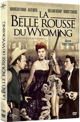 La belle rousse du Wyoming (1953)