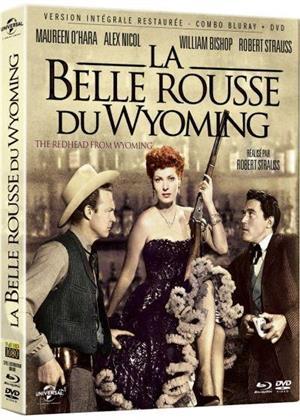 La belle rousse du Wyoming (1953) (Restaurierte Fassung, Blu-ray + DVD)