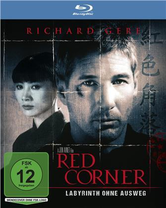 Red Corner - Labyrinth ohne Ausweg (1997) (Neuauflage)