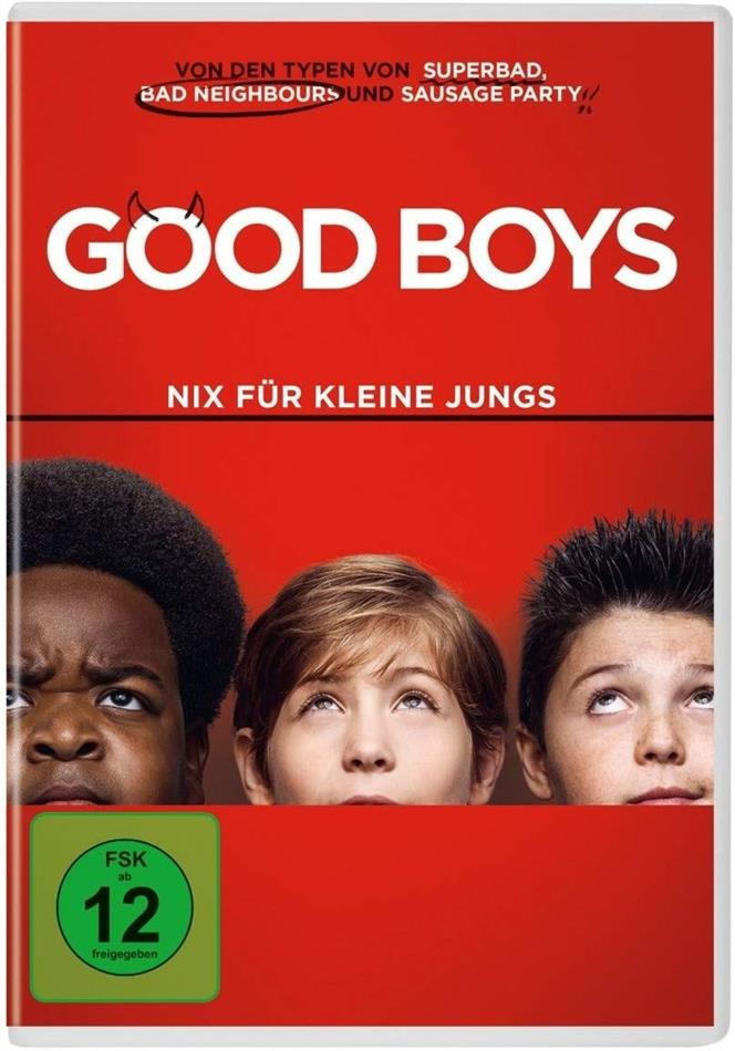 Good Boys - Nix für kleine Jungs (2019)