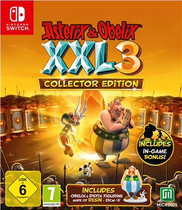 Asterix & Obelix XXL 3 - Der Kristall-Hinkelstein (Collector's Edition)