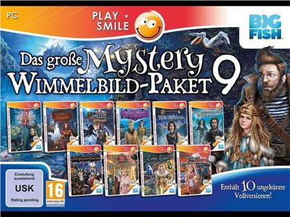Das große Mystery Wimmelbild Paket 9