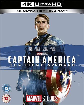 Captain America - The First Avenger (2011) (2 Blu-rays)