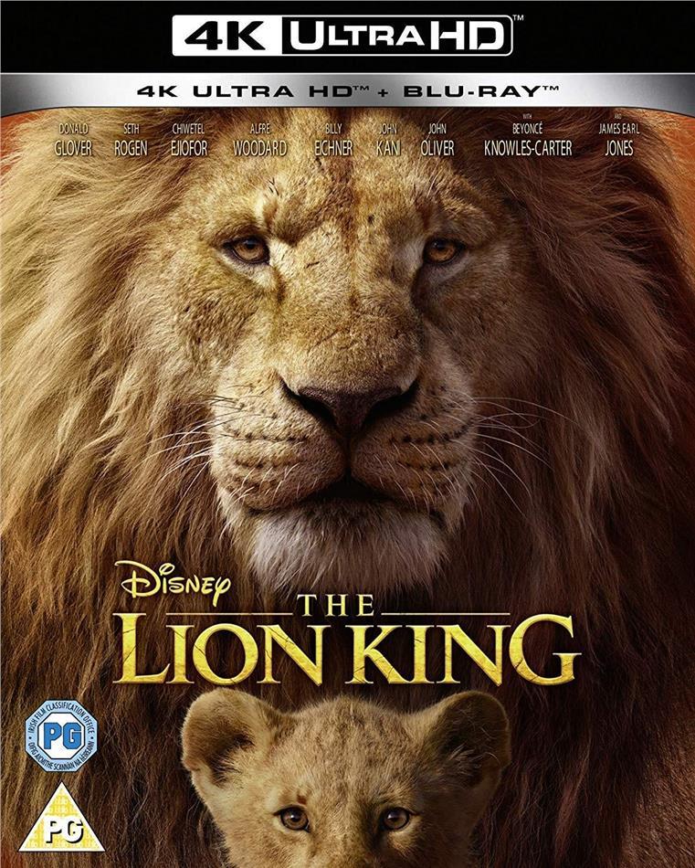 The Lion King (2019) (4K Ultra HD + Blu-ray)