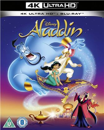 Aladdin (1992) (4K Ultra HD + Blu-ray)