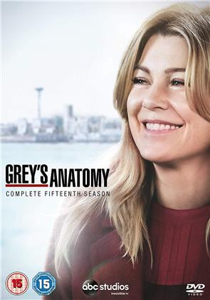 Grey's Anatomy - Season 15 (7 DVDs)