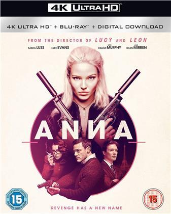 Anna (2019) (4K Ultra HD + Blu-ray)