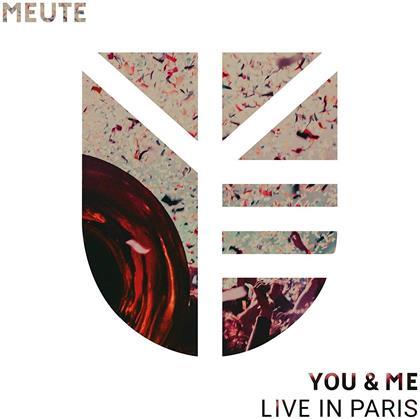 Meute - Live In Paris (Digipack, 2 CDs)