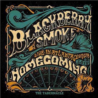 Blackberry Smoke - Homecoming - Live in Atlanta (2 CDs)
