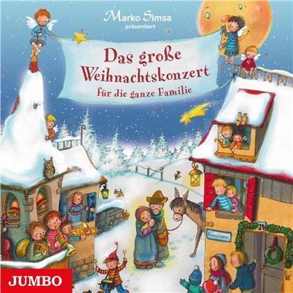 Marko Simsa - Das Grosse Weihnachtskonzert Für Die Ganze Familie