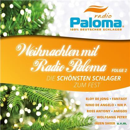 Weihnachten Mit Radio Paloma (2) (2 CDs)