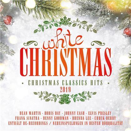 White Christmas 2019 - The Christmas Classics Hits (2 CDs)