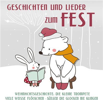 Geschichten Und Lieder Zum Fest Der Liebe (2 CDs)