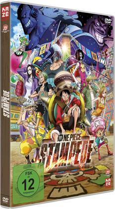One Piece - Der 13. Film - Stampede (2019)