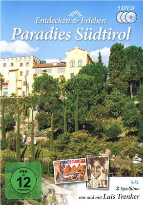 Paradies Südtirol - Entdecken & Erleben (3 DVDs)