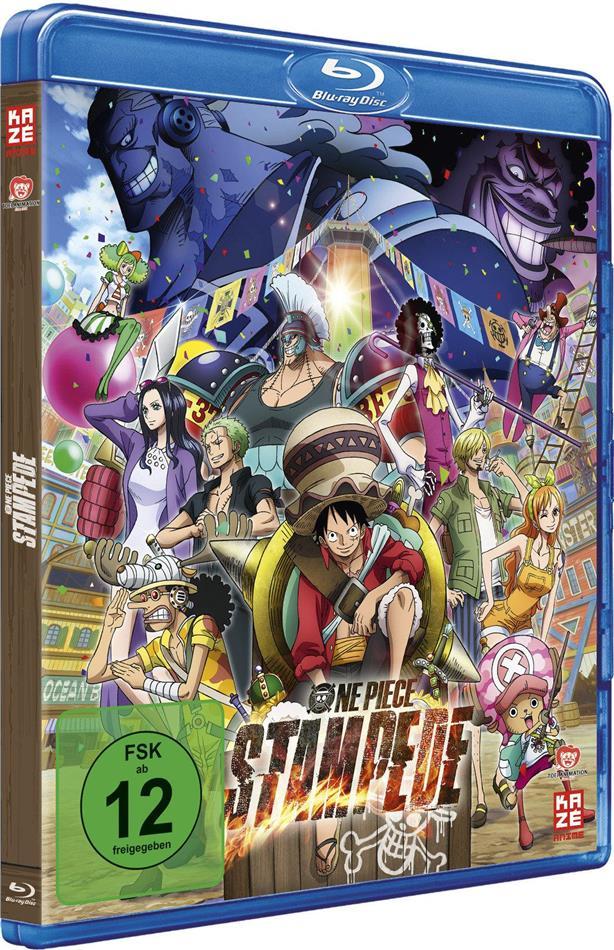 One Piece - Der 13. Film - Stampede (2019)