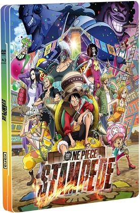 One Piece - Stampede (2019) (FuturePak, Collector's Edition, Blu-ray + DVD)