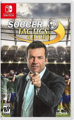 Soccer - Tactics & Glory