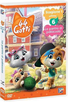 44 Gatti - Vol. 6 - La partita di pallacoda