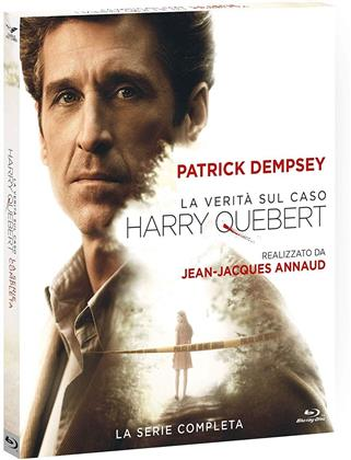 La verità sul caso Harry Quebert - Miniserie (2018) (3 Blu-ray)