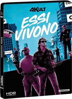 Essi vivono (1988) (4Kult, 4K Ultra HD + Blu-ray)