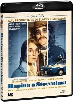 Rapina a Stoccolma (2018) (Storia Vera, Blu-ray + DVD)