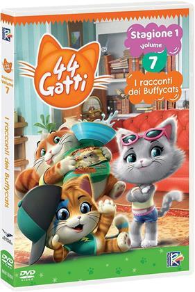 44 Gatti - Vol. 7 - I racconti dei Buffycats