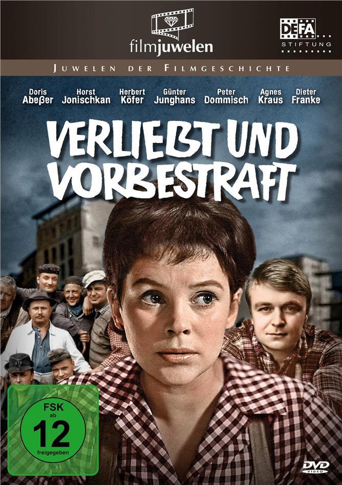 Verliebt und vorbestraft (1963) (DEFA-Produktion, Filmjuwelen, s/w)