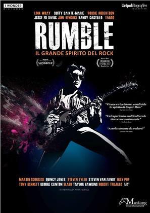 Rumble - Il grande spirito del rock (2017)