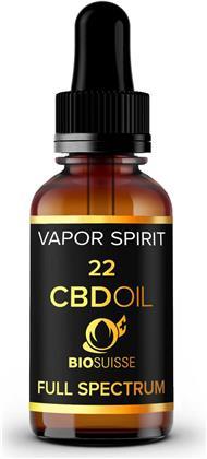 Vapor Spirit CBD Öl 22%