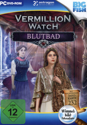 Vermillon Watch - Blutbad