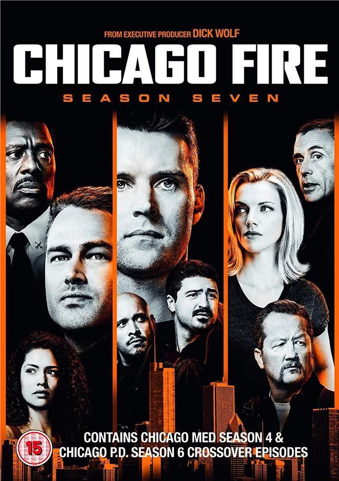 Chicago Fire - Season 7 (6 DVDs)