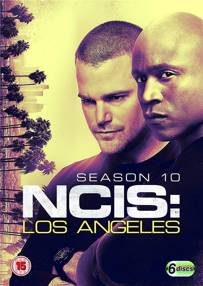 NCIS: Los Angeles - Season 10 (6 DVDs)