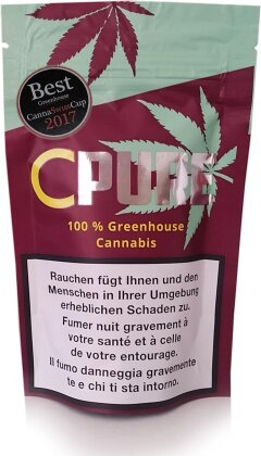 CPure Fedtonic Greenhouse (3g)