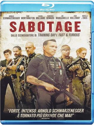 Sabotage (2014) (Riedizione)