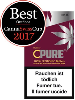 CPure Fedtonic Outdoor (10g)