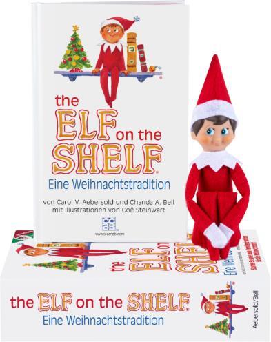 The Elf on the Shelf – Boy Deutsche Version