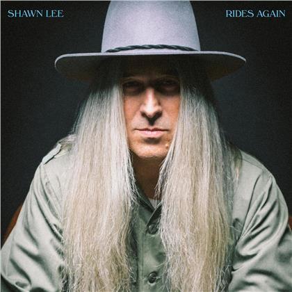 Shawn Lee - Shawn Lee Rides Again (LP)