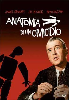 Anatomia di un omicidio (1959) (n/b, Riedizione)
