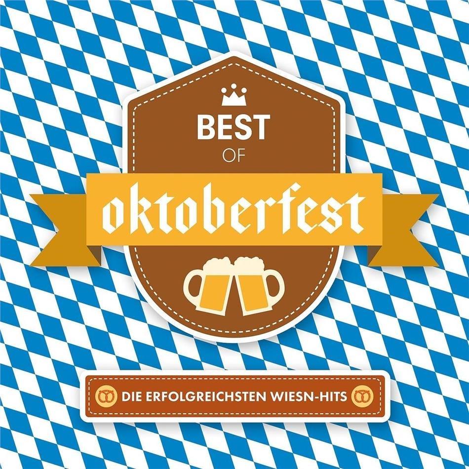 Best Of Oktoberfest - Die Erfolgreichsten Wiesn-Hits (2 CDs)