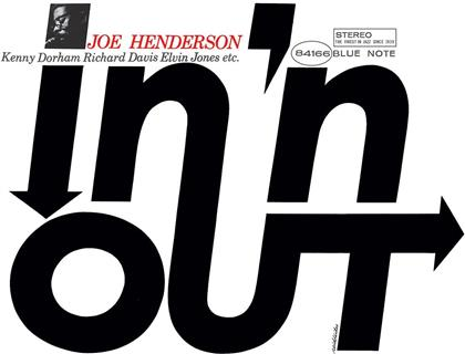 Joe Henderson - In 'N Out (2019 Reissue, Blue Note, LP)