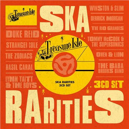 Treasure Isle Ska Rarities (3 CDs)