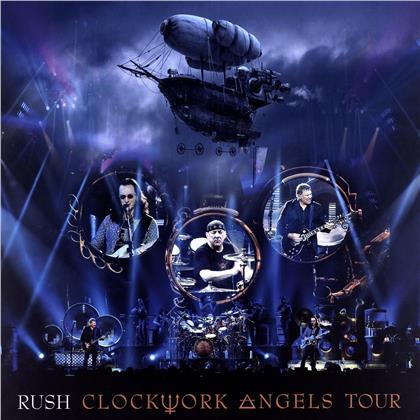 Rush - Clockwork Angels Tour (2019 Reissue, 5 LPs)